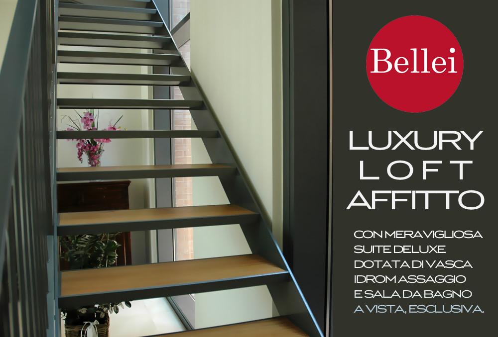 Luxury Loft con Suite Jacuzzi, Sassuolo (Mo). Affitto.