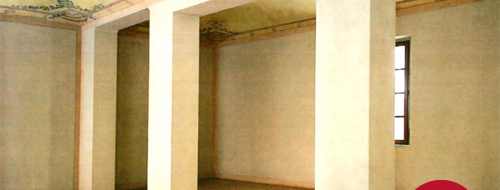Uffici esclusivi in Palazzo Storico ristrutturato a Sassuolo (MO). Affitto.