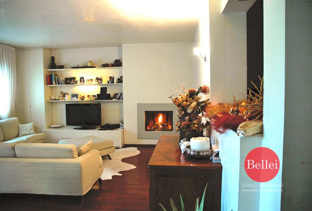 Tra due parchi, villetta nel residenziale più esclusivo di Sassuolo