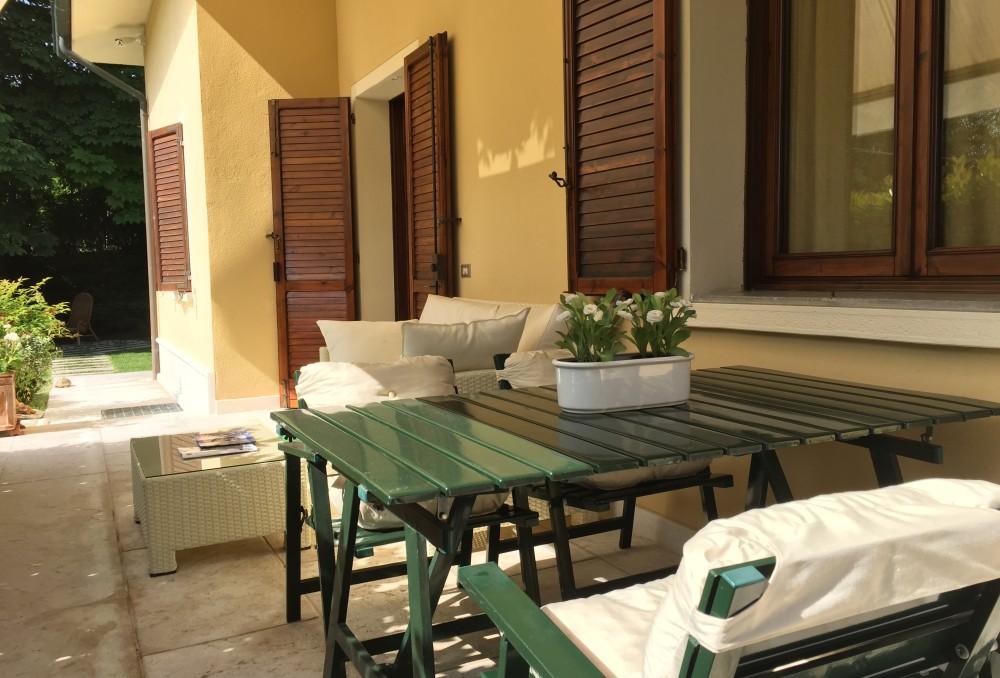 Meravigliosa Villa bifamigliare in zona precollinare