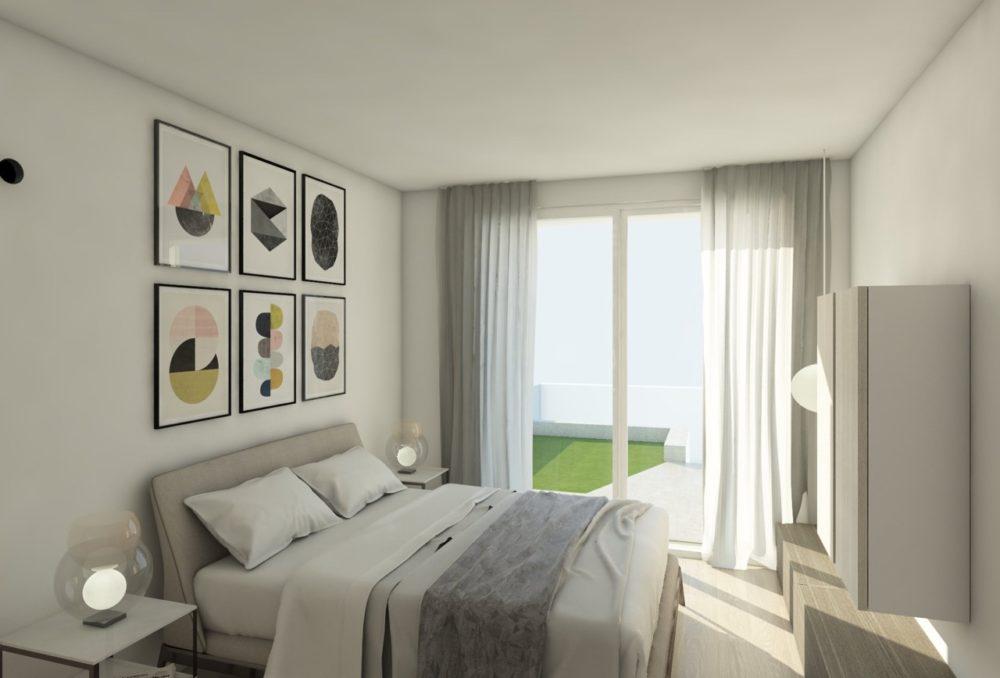Bellissimo appartamento di pregio su due livelli con giardino e terrazzo