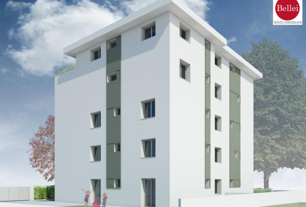 Appartamenti ristrutturati con garage in una prestigiosa ed unica palazzina stile Liberty rivisitato