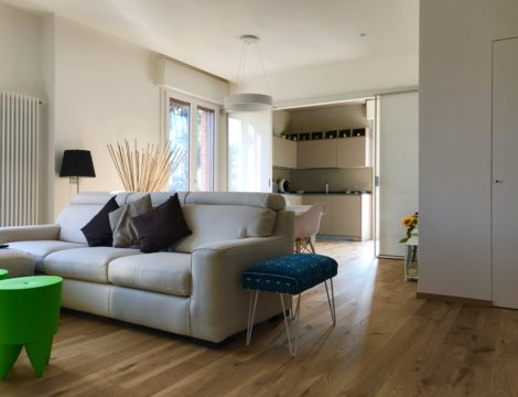 Bellissimo appartamento con 3 camere in zona musicisti