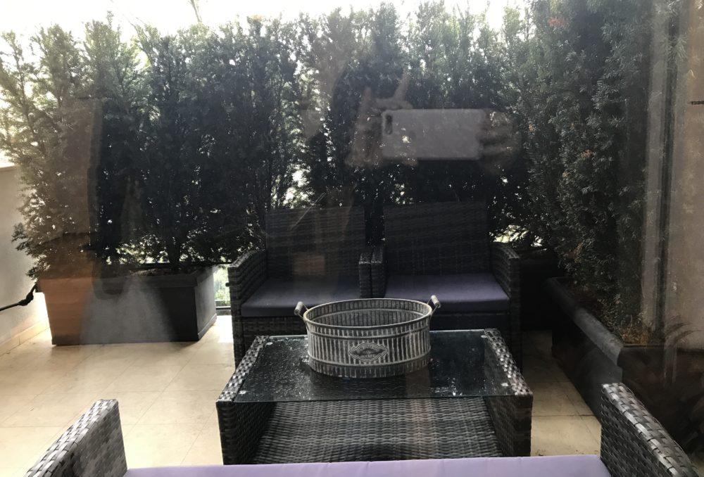 Bellissimo attico su due livelli con il terrazzo