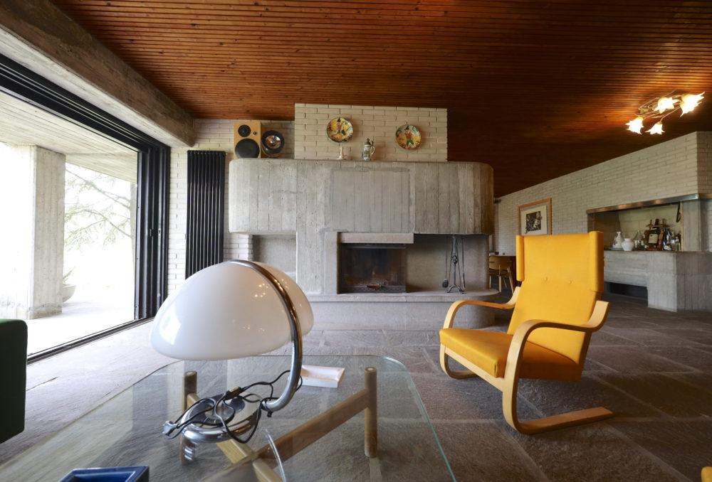Meravigliosa Villa di Design Anni '70