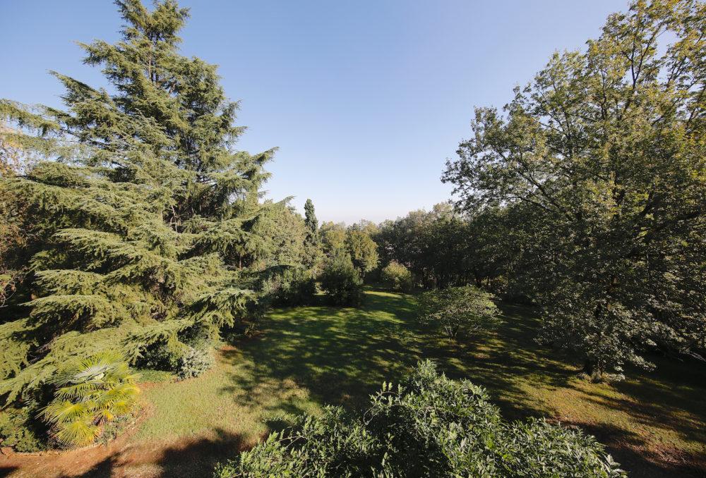 Ampia Tenuta con Villa Liberty inserita in parco di 8 ettari