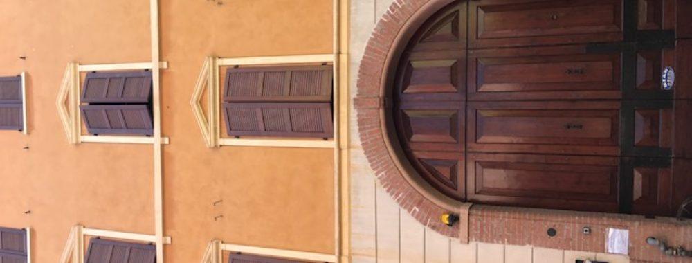 Schöne Wohnung im Zentrum mit Garage und Keller