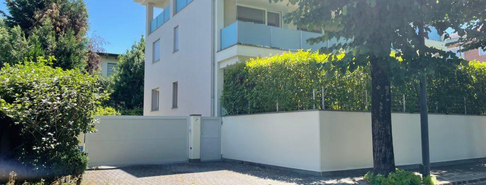 Великолепная квартира в парковой зоне с частным садом