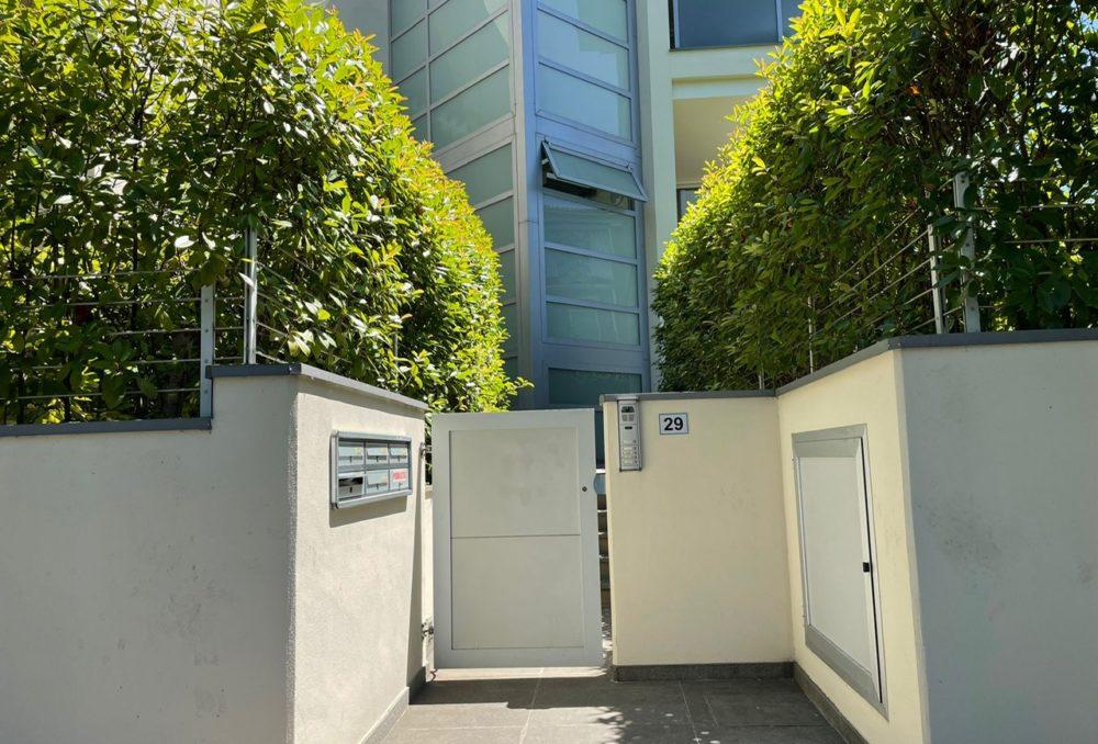 Magnifico appartamento in zona parco con giardino privato